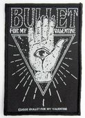 Bullet For My Valentine - 'All Seeing Eye' Woven Patch